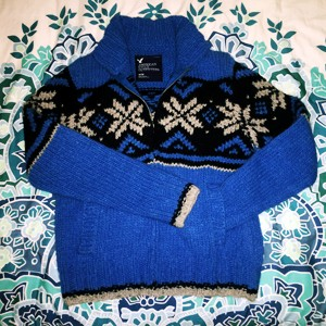 Meta!Misha American Eagle Sweater