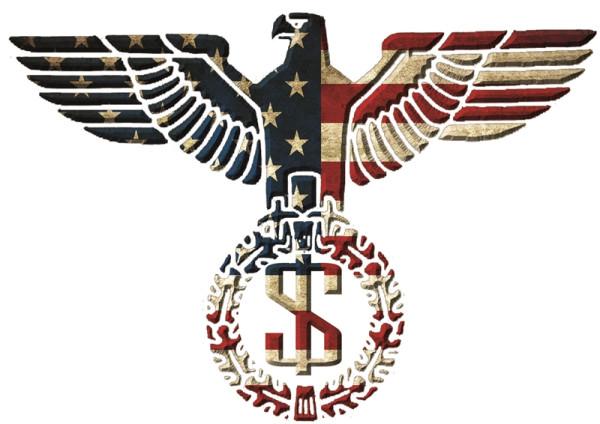 Фашистский орел - копия