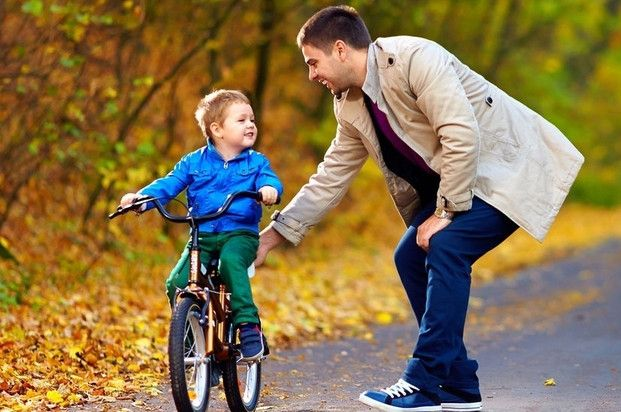 Обучение катанию на двухколесном велосипеде, как научить ребенка быстро?