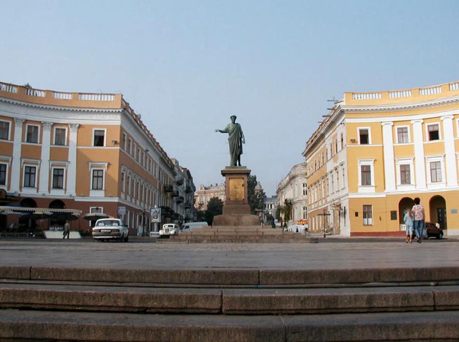 Odessa monument