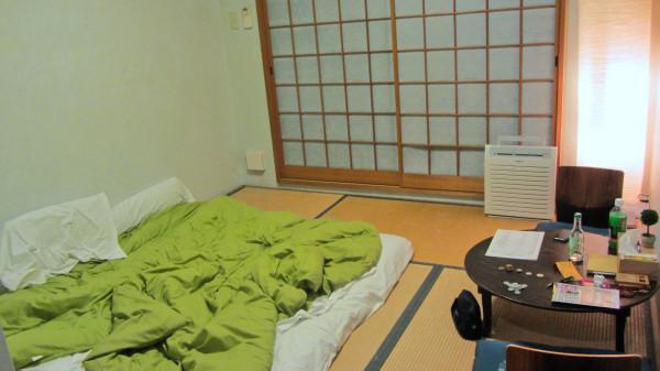 комната в киото