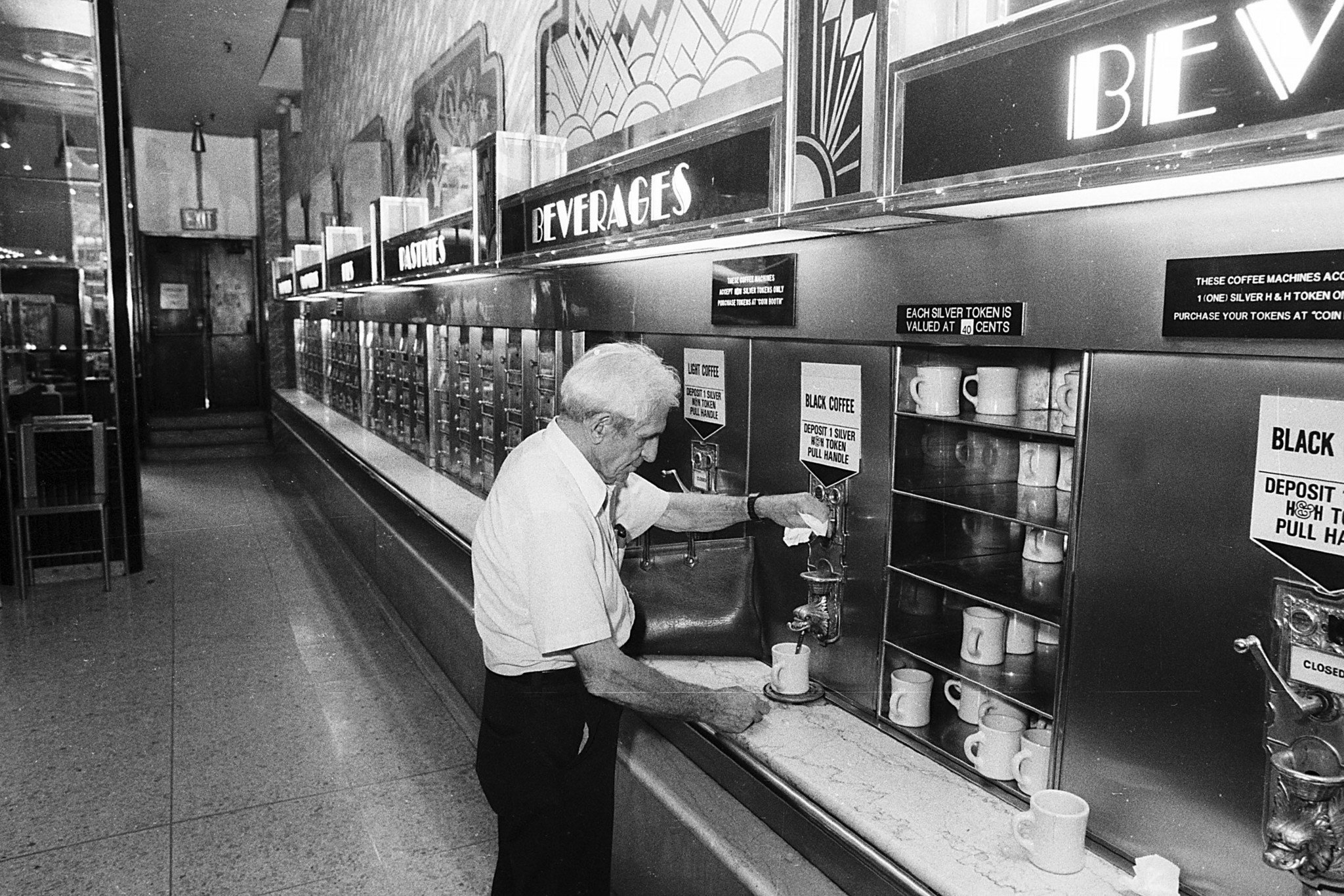 Does New York City Still Have Automats For Food