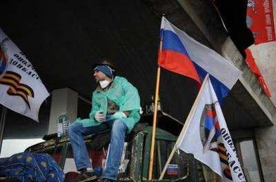 русские отбили Краматорск. РОНС