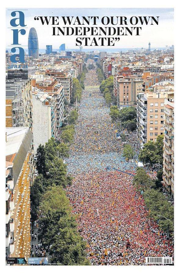 Барселона - Каталония