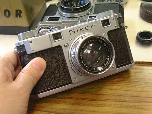 Серийный Nikon I