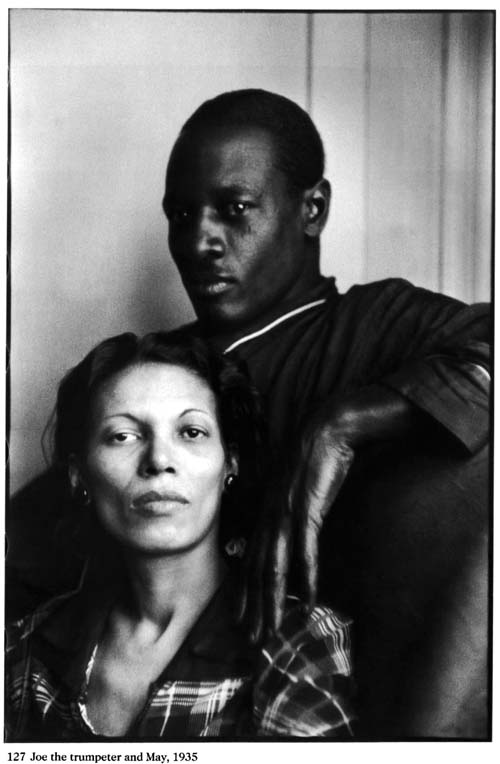 Из книги «Tete-a-tete». Portraits by Henri Cartier-Bresson