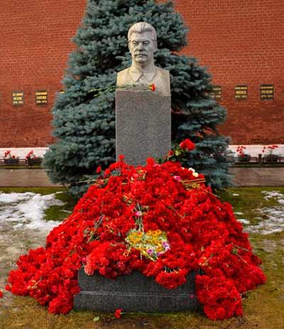 Две гвоздики для товарища Сталина