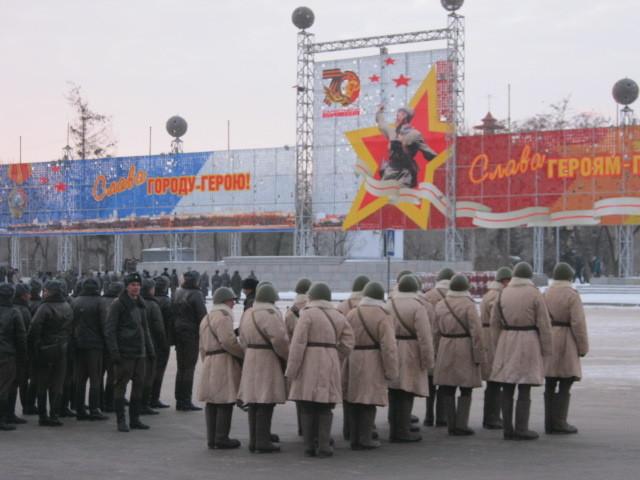 подготовка_парада