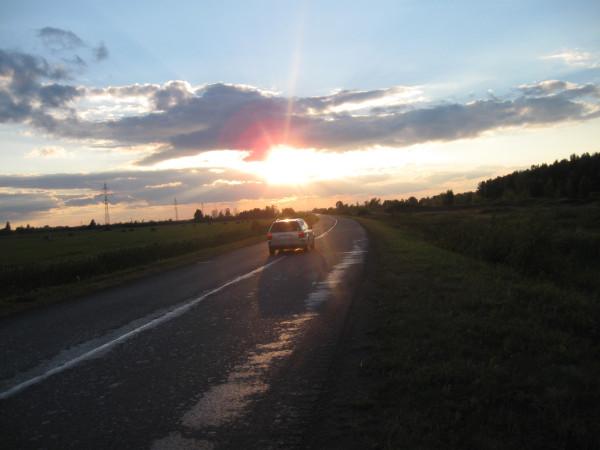 Ачинск и Ибрюль