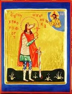 Рис.4   Икона из старообрядческой церкви Покрова в Москве