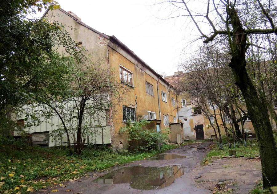 Немецкие дома калининграда фото
