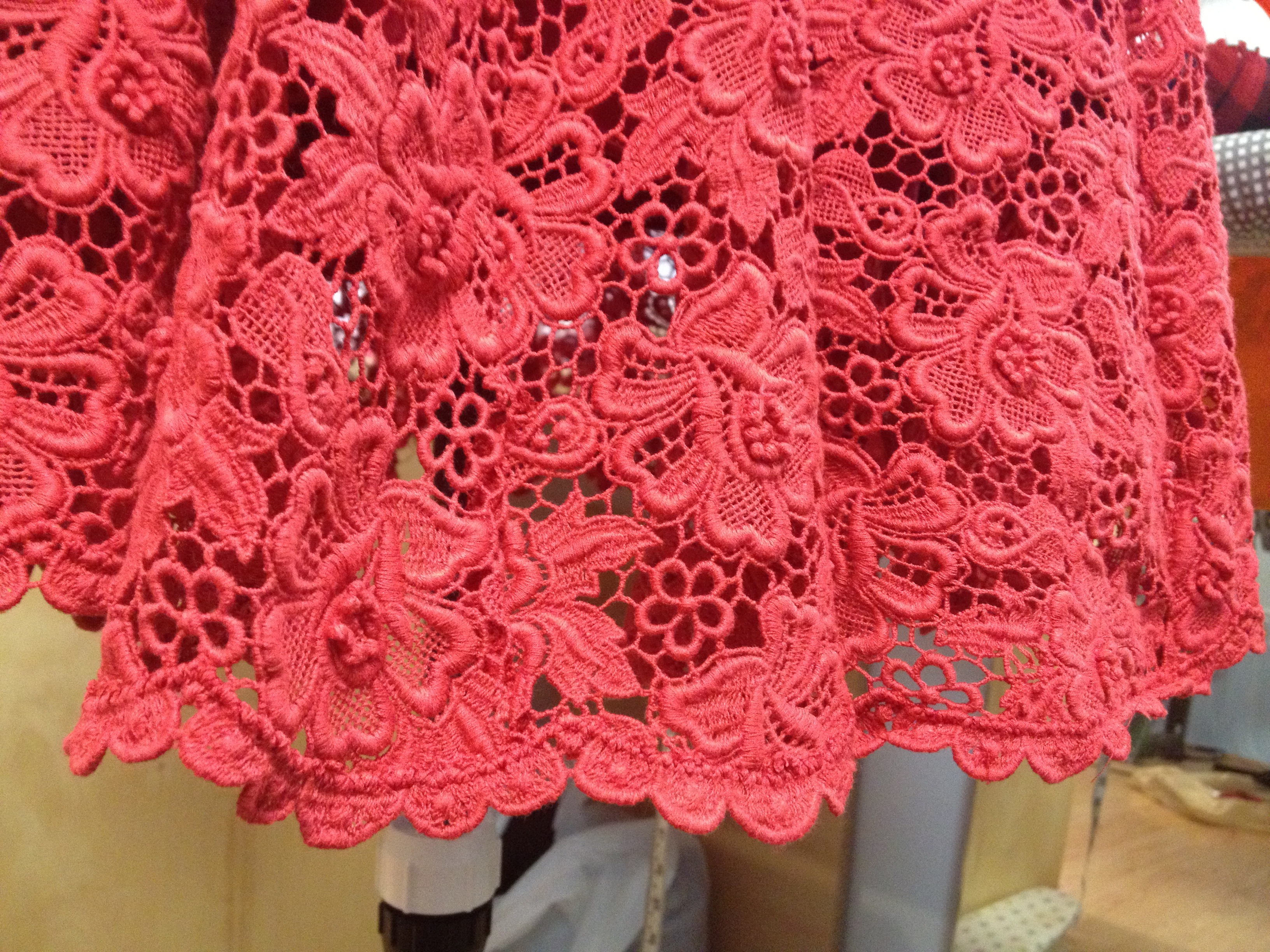 Lace skirt - Heart Truth
