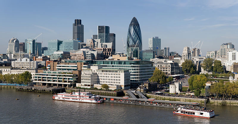 1-City of London-Wikimedia Commons-DAVID ILIFF