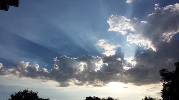 Sky rays 1
