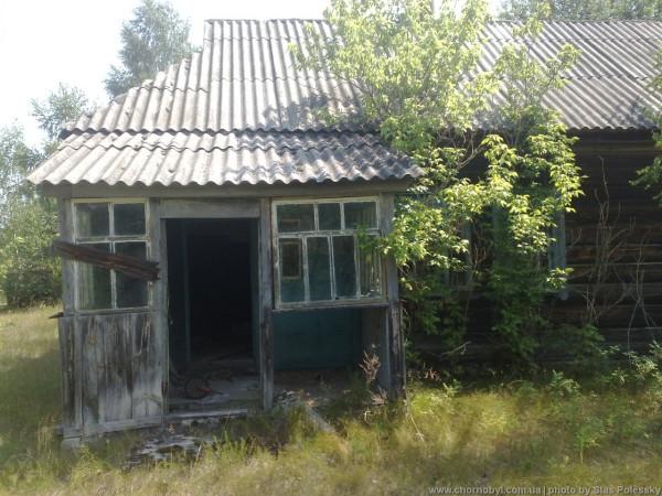 Нелегальный поход в Чернобыль