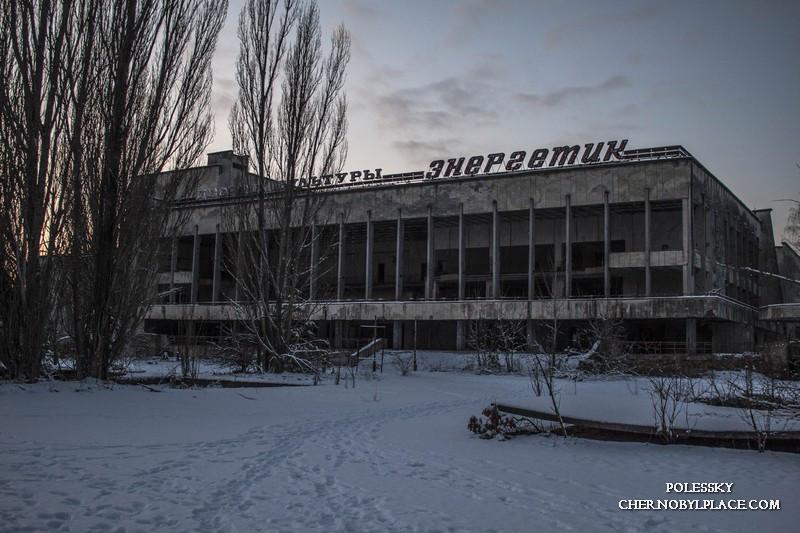 Chernobyl today 2018 Pripyat: rad_sanatorium — LiveJournal