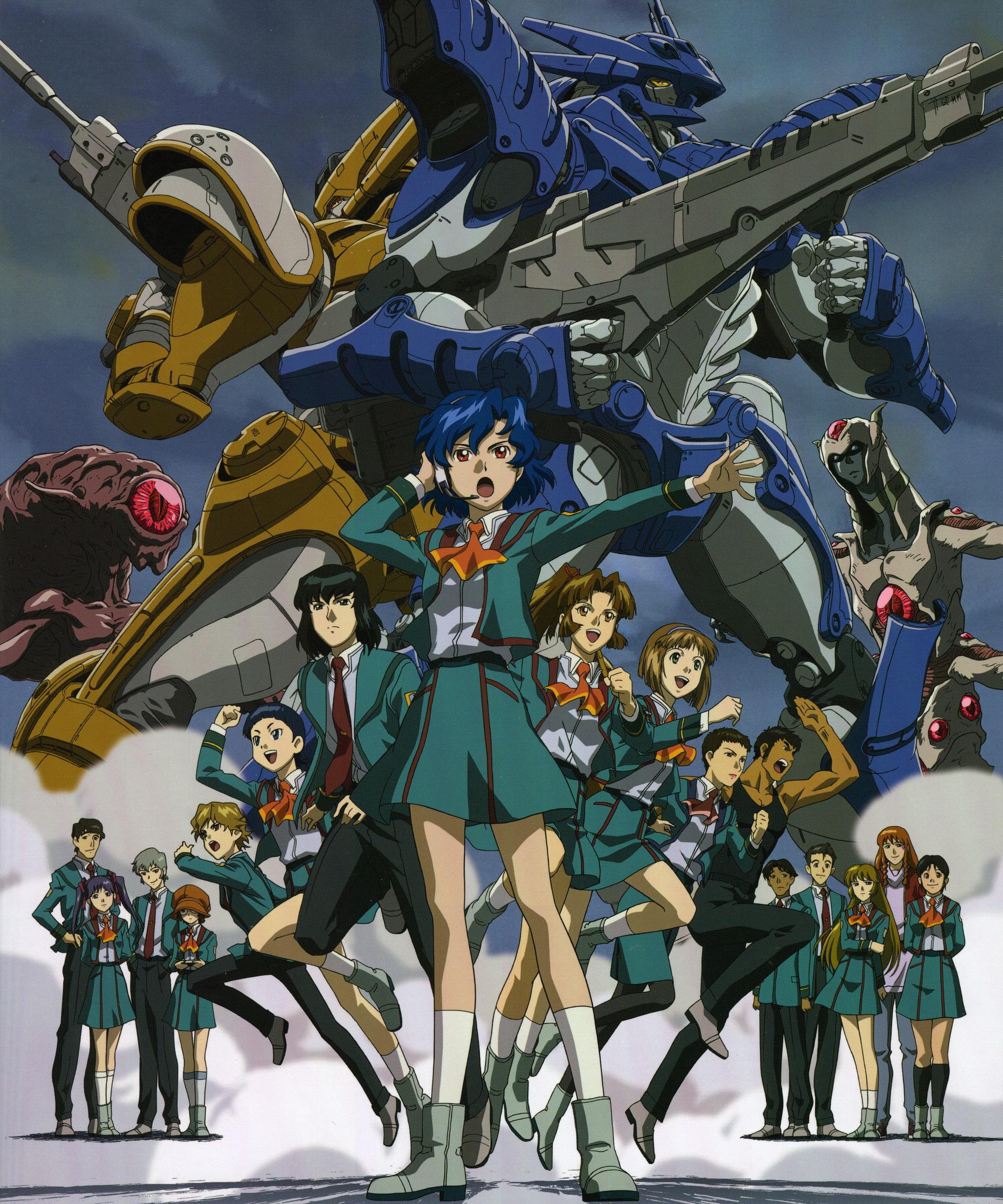 2005. Super Robot Wars Original Generation ...