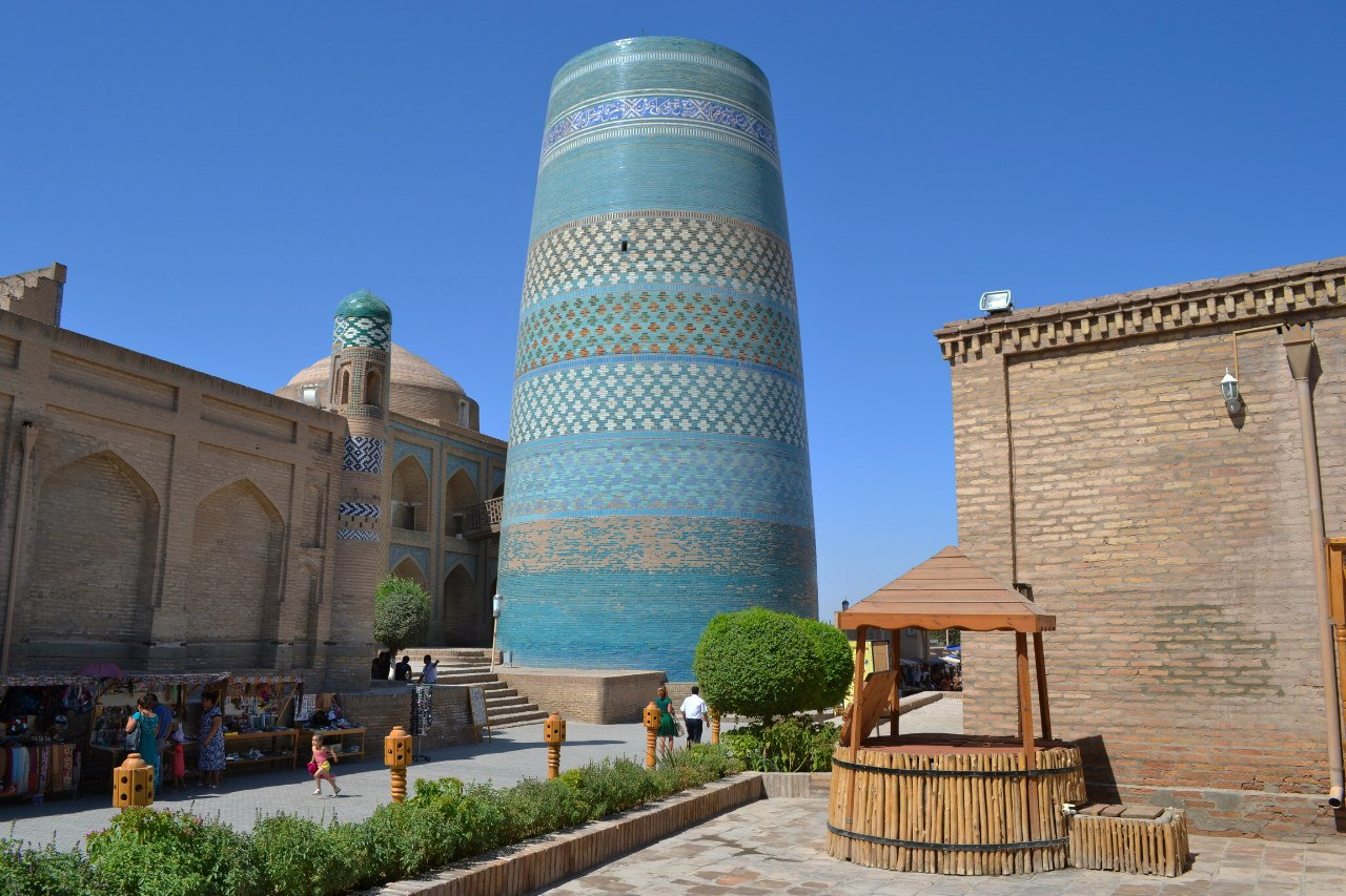 хива узбекистан фото как