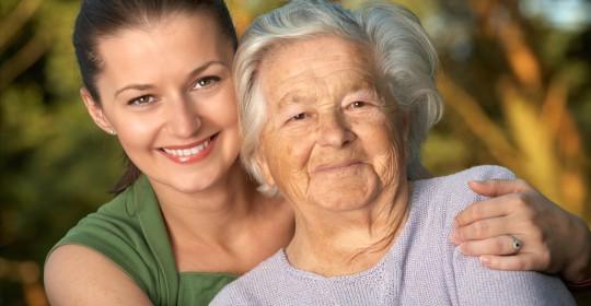 фото бабушек с молодыми
