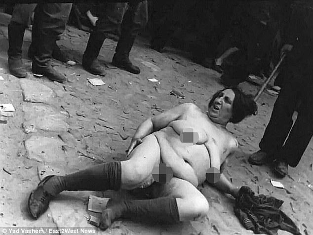 В Daily Mail статья о зверствах украинских пособников нацистов во времена в
