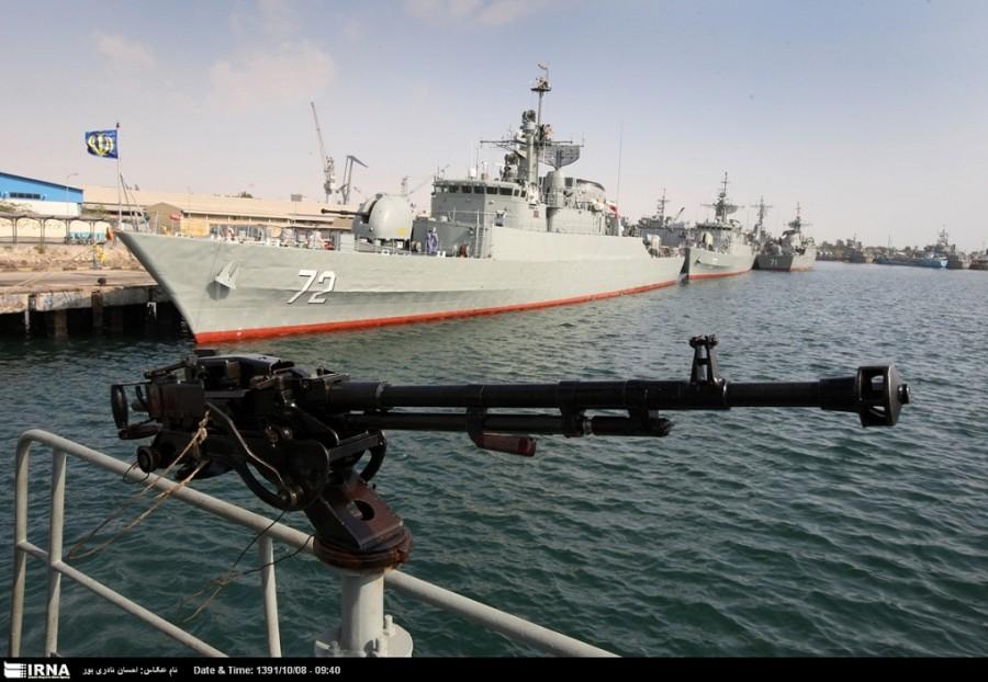 Иран_ВМФ