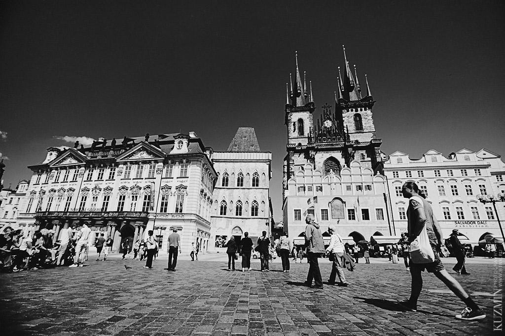 Прага, Чехия. фотограф Павел Кузьмин