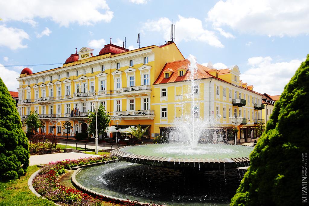 Франтишкови-Лазне. фотограф Павел Кузьмин
