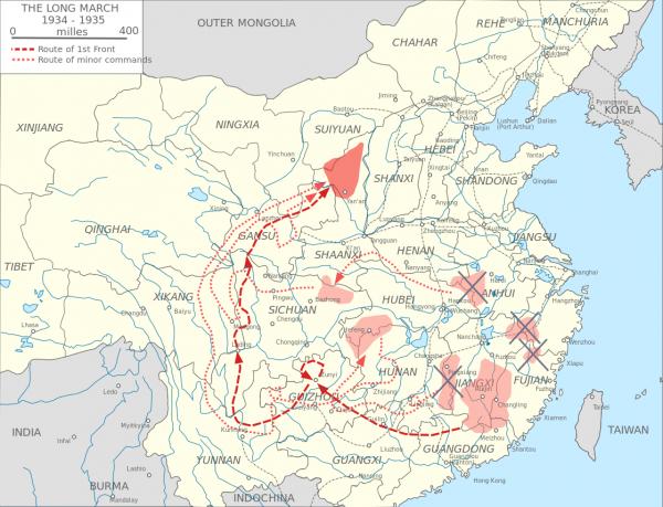 Антидот. Глава 20-В. Советская история Китая.