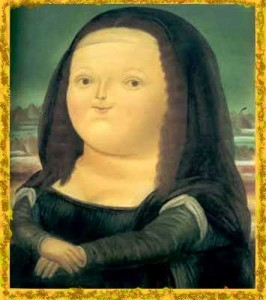 мона лизка