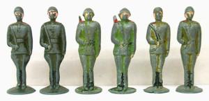 зеленый солдатик