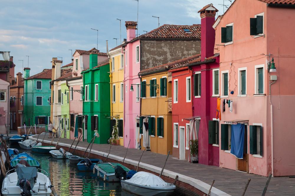 обворожительно мурано остров в италии фото одна