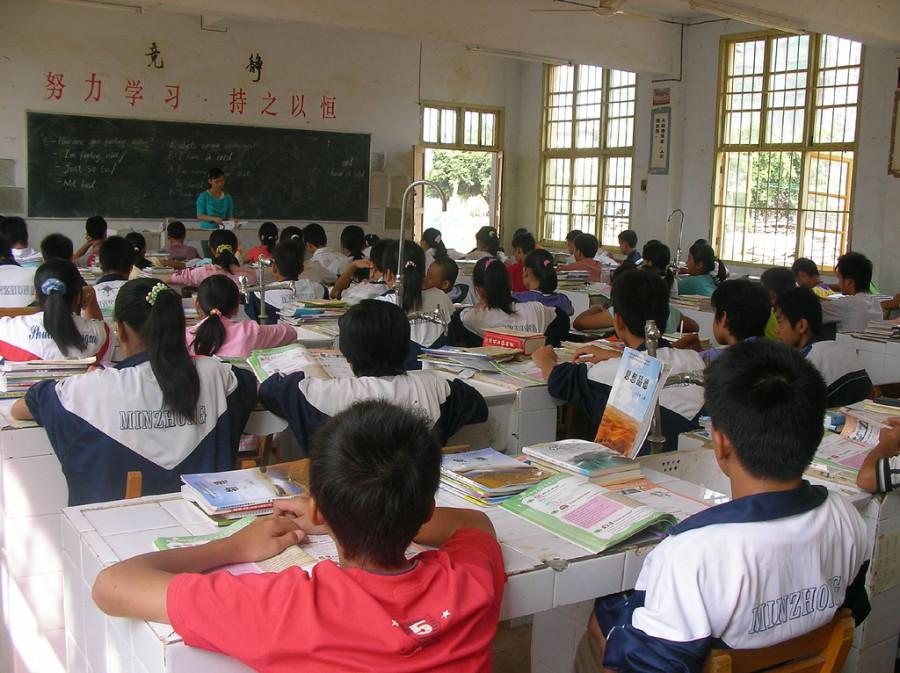 china school 2