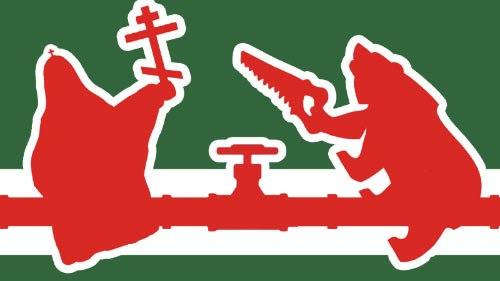 Флаг Путинской Роисси