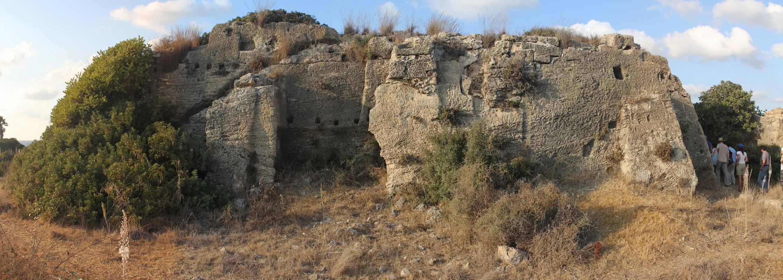 Fortress Atlit