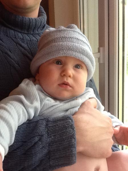 Бебимилк шапка, Дезире свитер
