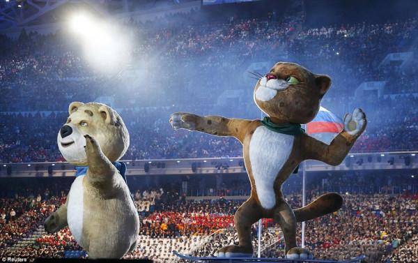 Какой момент открытия Олимпиады вам понравился больше всего? ThisIsRussia05