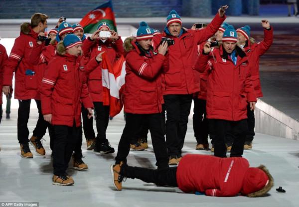 Какой момент открытия Олимпиады вам понравился больше всего? 1387054246_395228772
