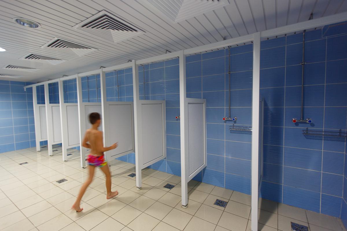 Раздевалка в бассейне фото 24 фотография