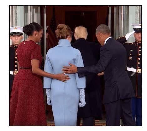 Мелания Трамп. Тяжелая жизнь золотоискательницы.