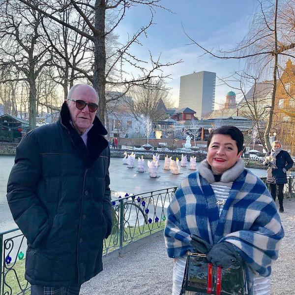Жена Эммануила Виторгана родила в 56 лет