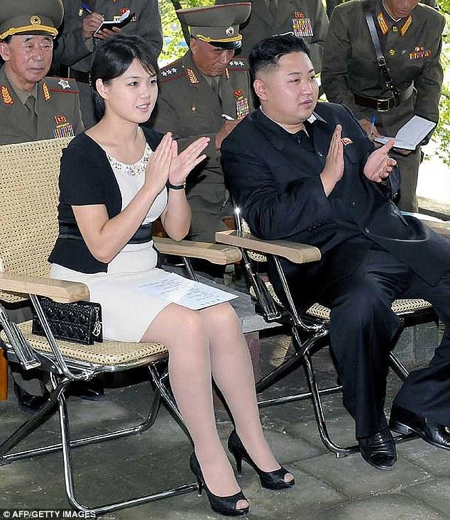 Жена из северной кореи