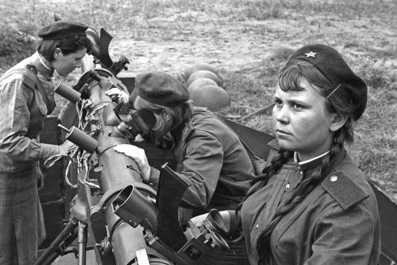 У войны не женское лицо. Воспоминания женщин-ветеранов. 37