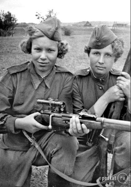 У войны не женское лицо. Воспоминания женщин-ветеранов. 22