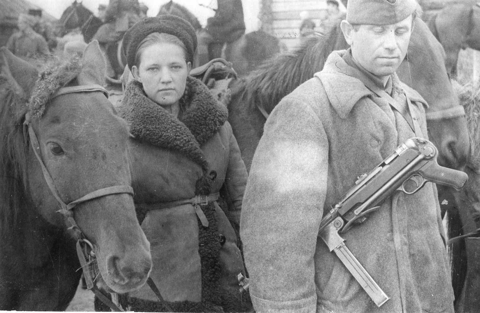 У войны не женское лицо. Воспоминания женщин-ветеранов. 8