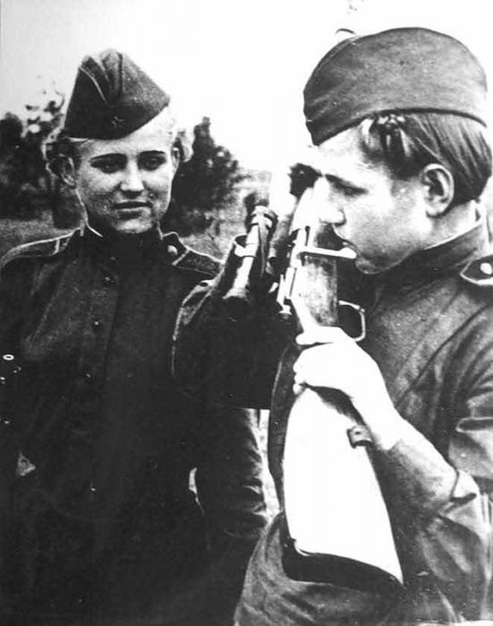 У войны не женское лицо. Воспоминания женщин-ветеранов. 26