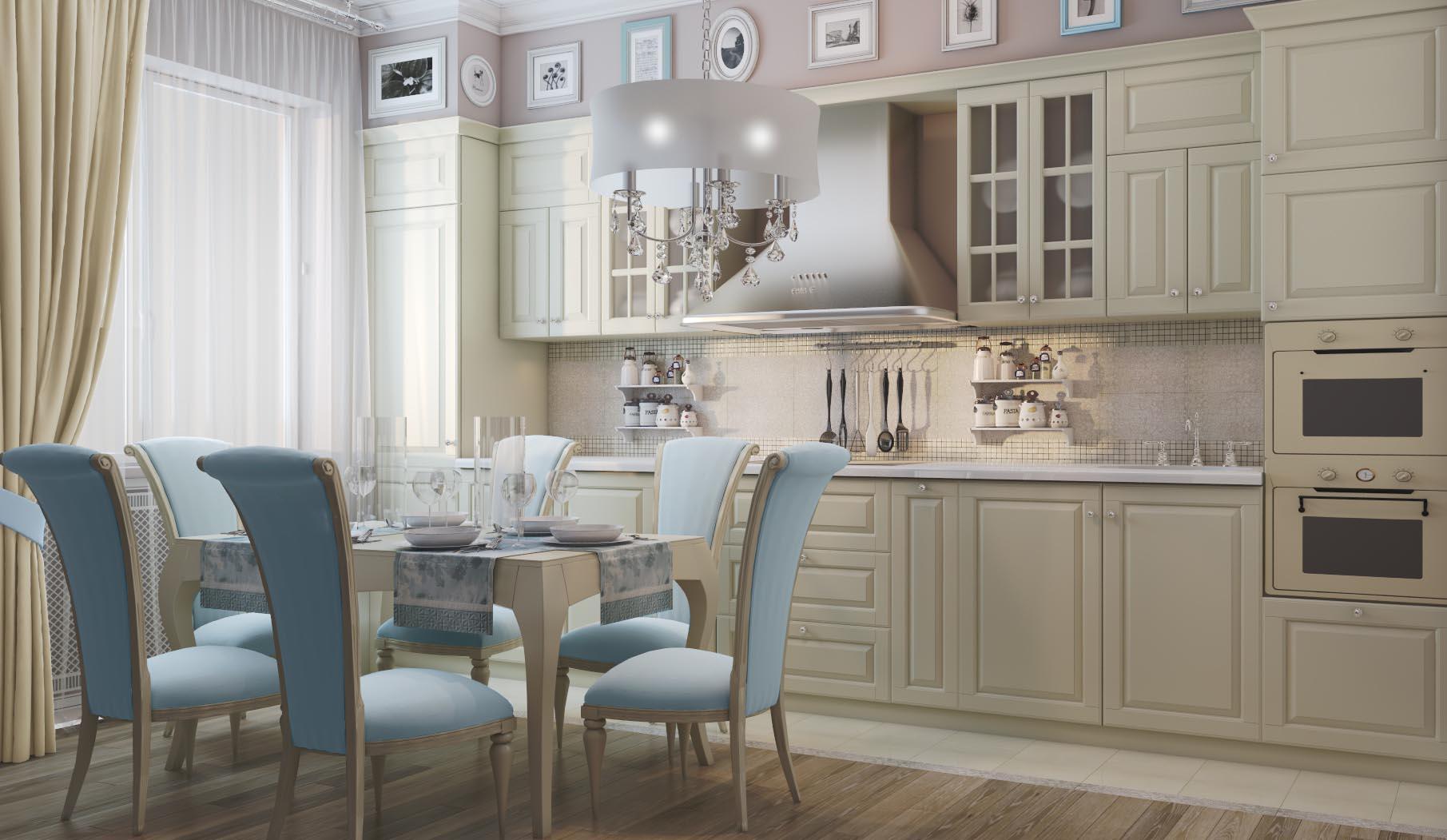 моя кухня фотоотчет Radulova