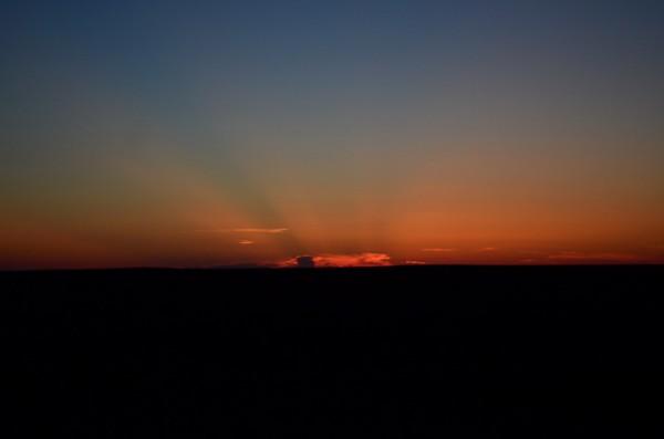 Закат. Фото Ирины Павленовой