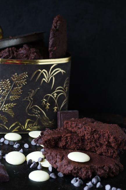 шоколадное печенье1