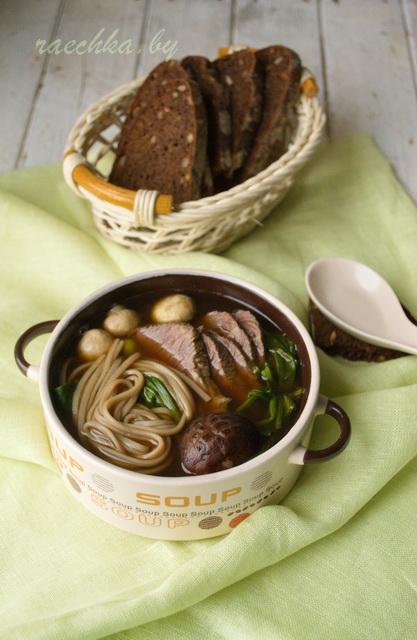 суп с лапшой 012