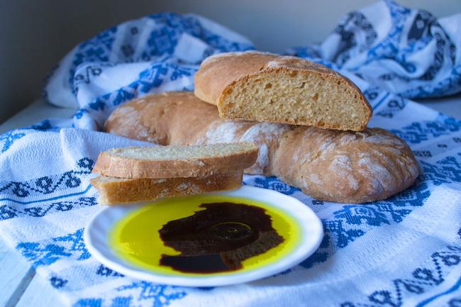 хлеб с амарантовой мукой
